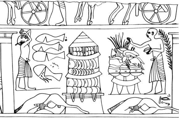 coutumes égyptiennes modernes de datation
