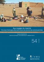 Marché informel au Maroc