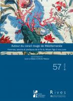 Couverture Rives Méditerranéennes, nº 57. 2018