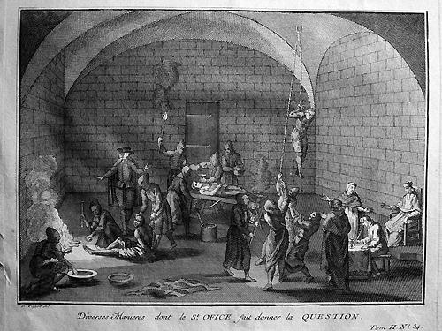 Torture Inquisitoriale Et Nudit  La Pudeur En Question-8740