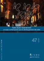 couverture Rives méditerranéennes n°47