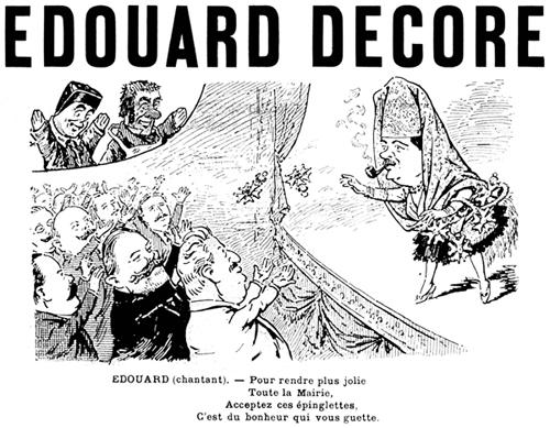 Figure 4 Douard Dcore Dans Guignol 3 Septembre 1927