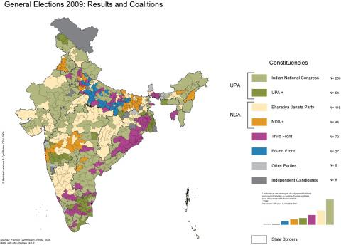 Contests in Context: Indian Elections 2009
