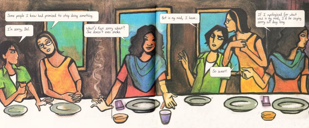 Negotiations of Home and Belonging in the Indian Graphic