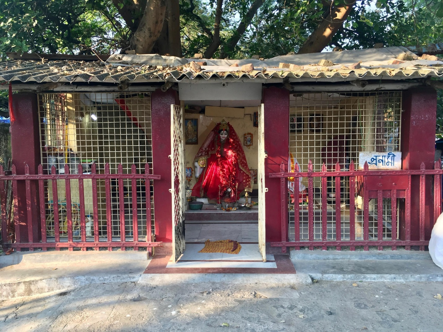 Introduction  Wayside Shrines in India: An Everyday Defiant Religiosity