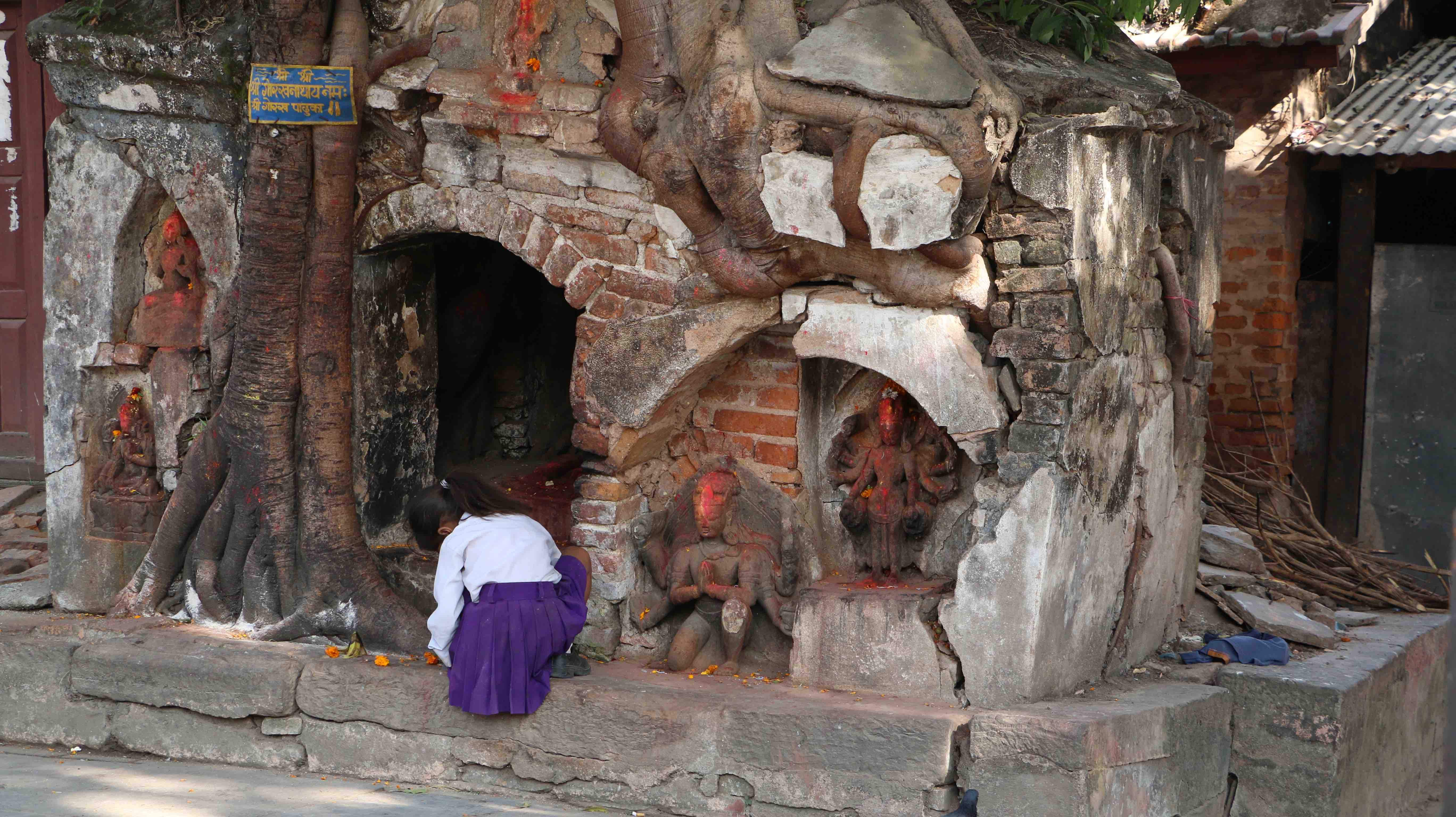 Enshrining Space: Shrines, Public Space and Hinduization among the