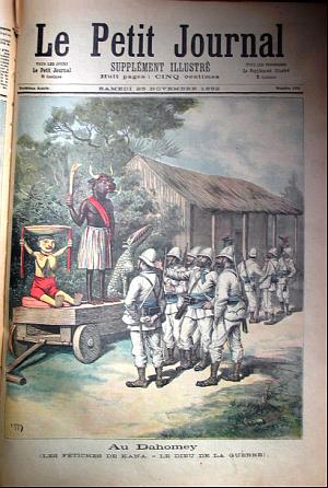 L'illustration de la presse au xixe siècle