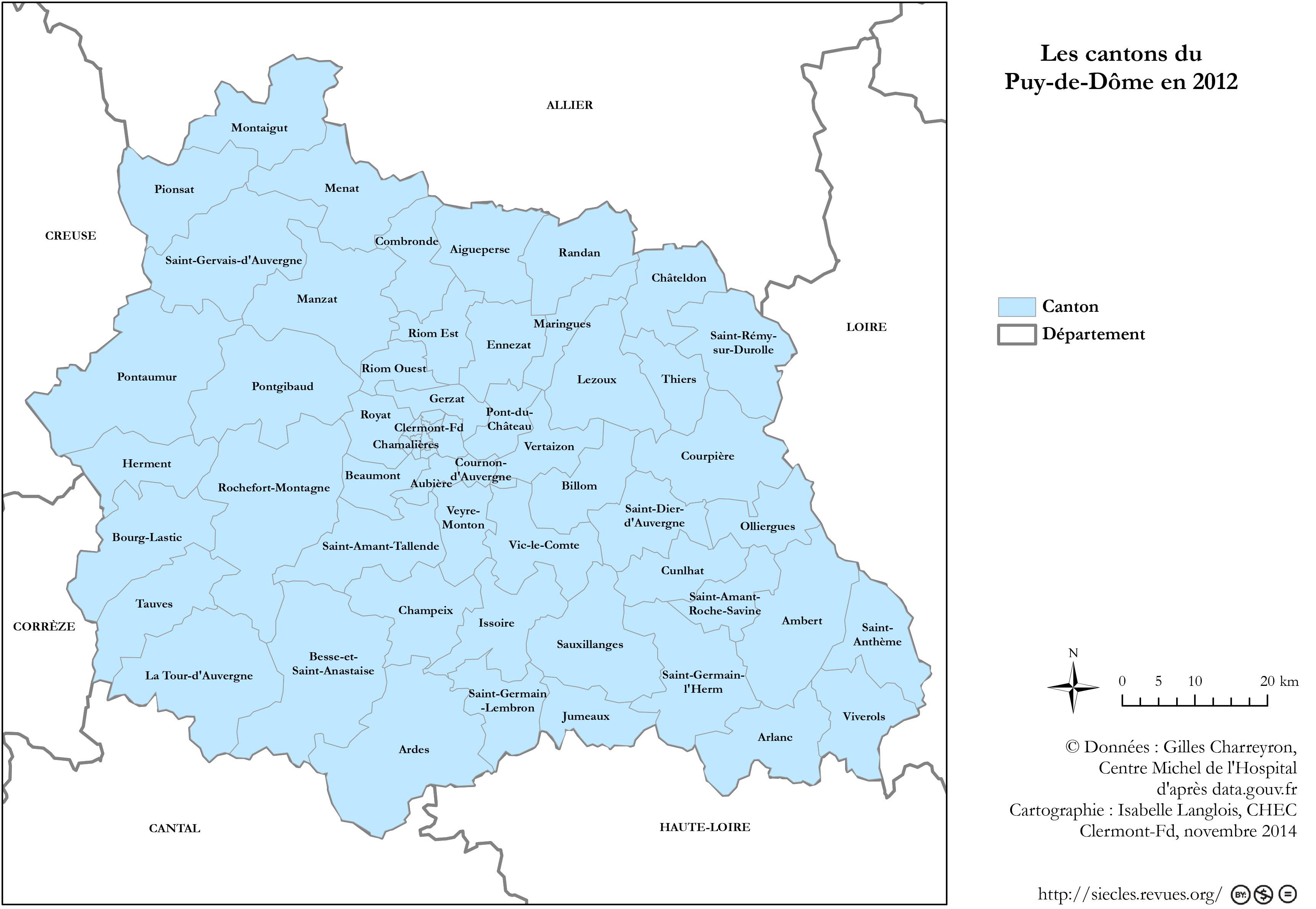 Le Front National En Auvergne à La Recherche Dun