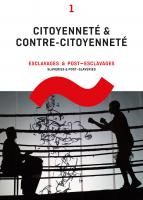 Couverture numéro 1 : Citoyenneté & contre-citoyenneté