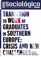 Transition to work of graduates in Southern Europe: crisis and new challenges