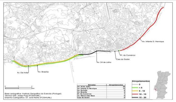 mapa rodoviario de lisboa Mobilidade metropolitana: níveis de motorização e padrões de  mapa rodoviario de lisboa