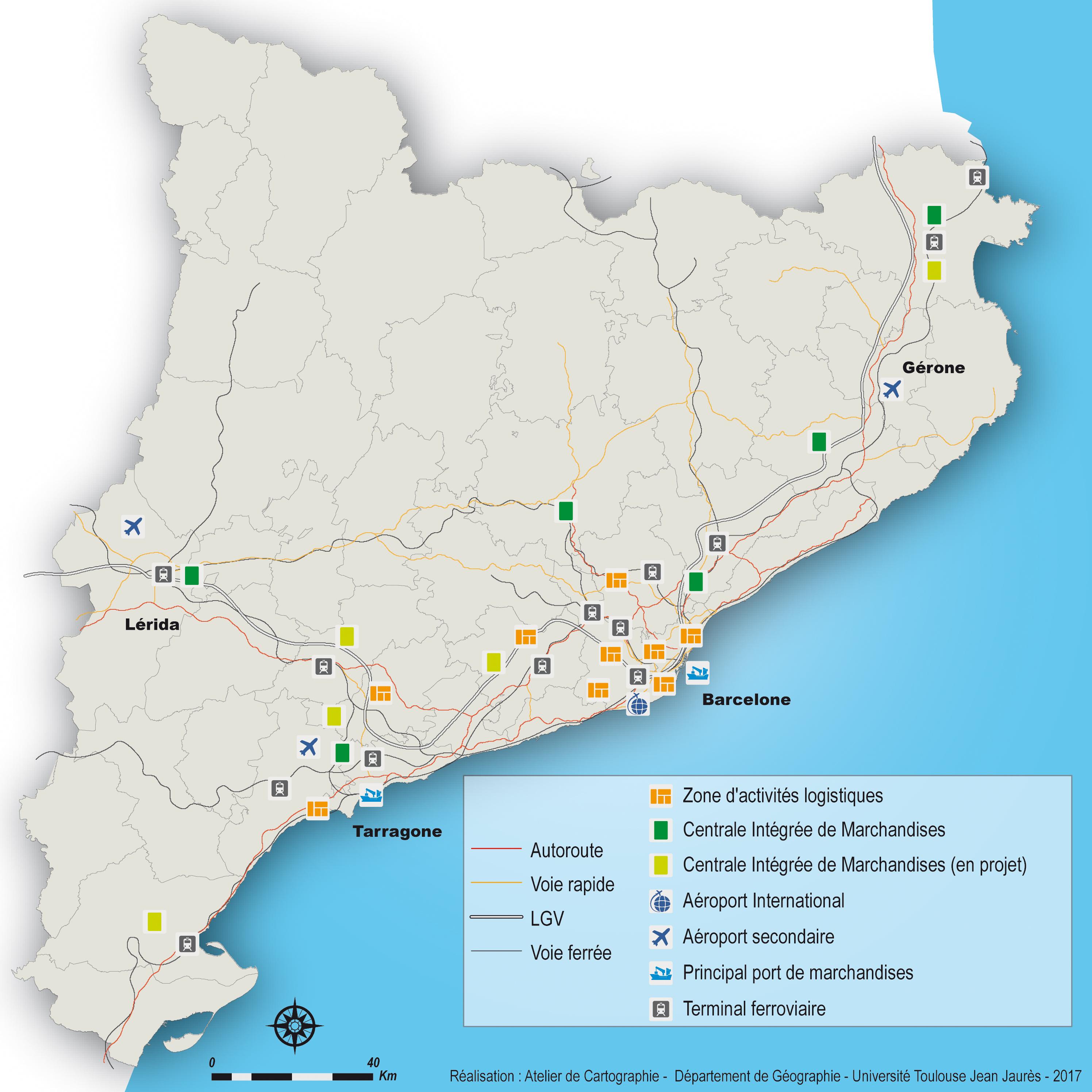 Pôles logistiques métropolitains et stratégies territoriales