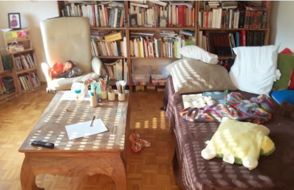 Chambre d\'enfant avec salon : appropriation des espaces ...
