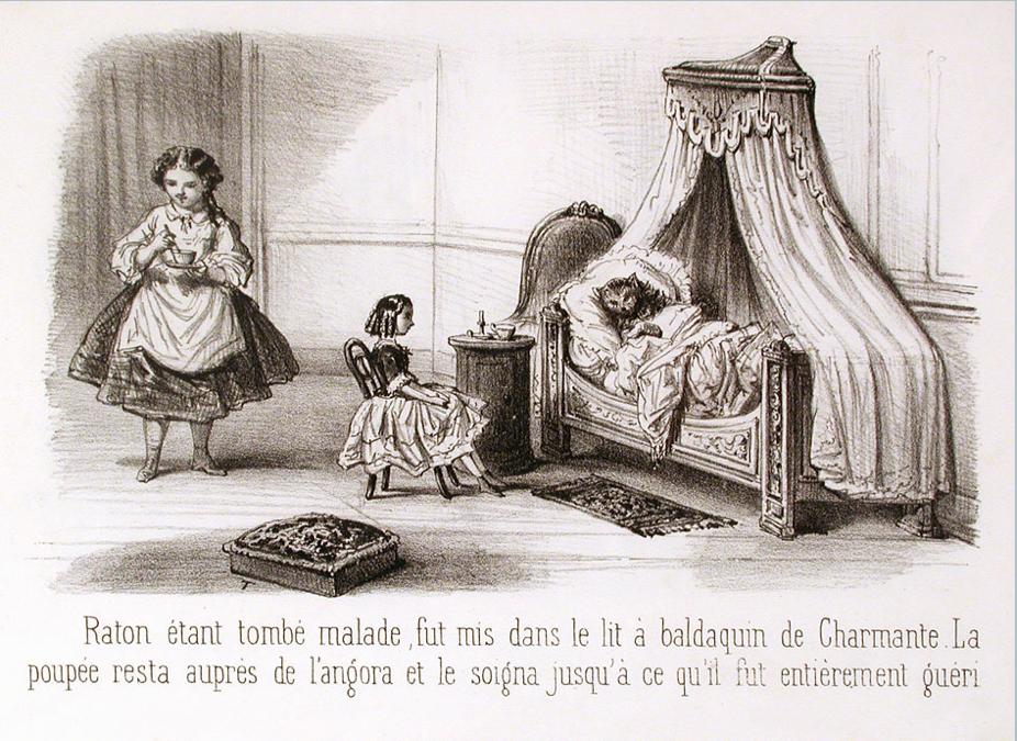 9ee1db818a88d La chambre d enfant dans la littérature de jeunesse ...