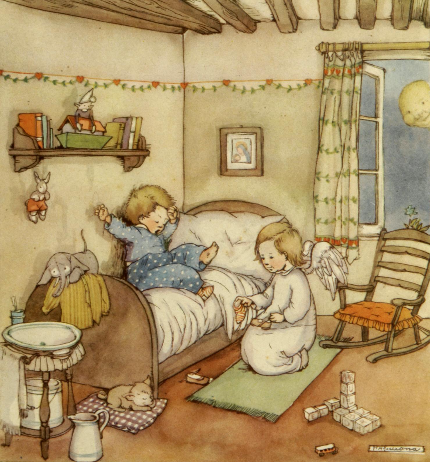 Dessin D Une Chambre D Enfant la chambre d'enfant chez les illustrateurs espagnols : un