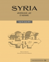 Couverture Syria 92-2015