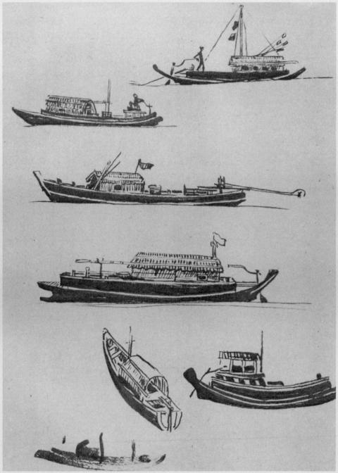 Apercus D Une Evolution Technique Et Rituelle En Basse Birmanie De La Batellerie A La Peche Littorale Et Inter Ilienne