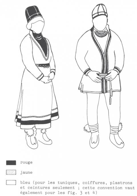 Du Costumes Sud La Les De Laponie CxBode