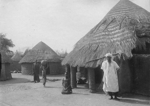 Fig. 6 Cour fulbe