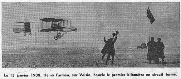 L'aviation en ligne datant