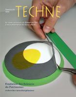 Couverture Technè, 50 | 2020