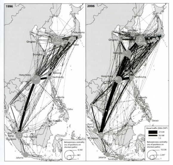 Ports in Proximity: Competition and Coordination among Adjacent Seaports: 4 (Transport and Mobility)