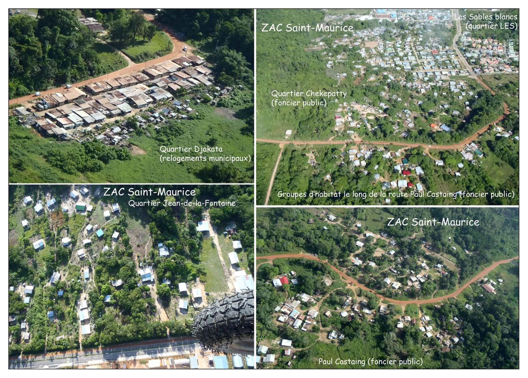 Relever Le Defi De L Habitat Spontane En Guyane