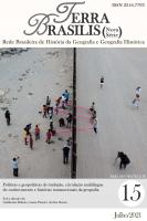 Terra Brasilis — Políticas e geopolíticas de tradução