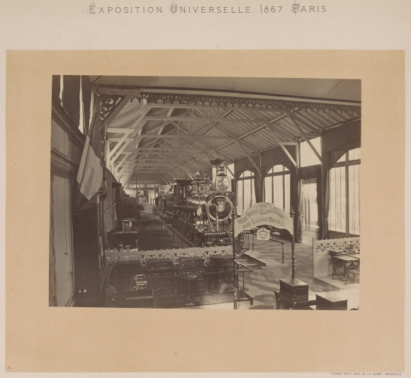 BUFFALO NEW YORK INTERNATIONAL INDUSTRIAL EXHIBITION 1869 HISTORY BUFFALO
