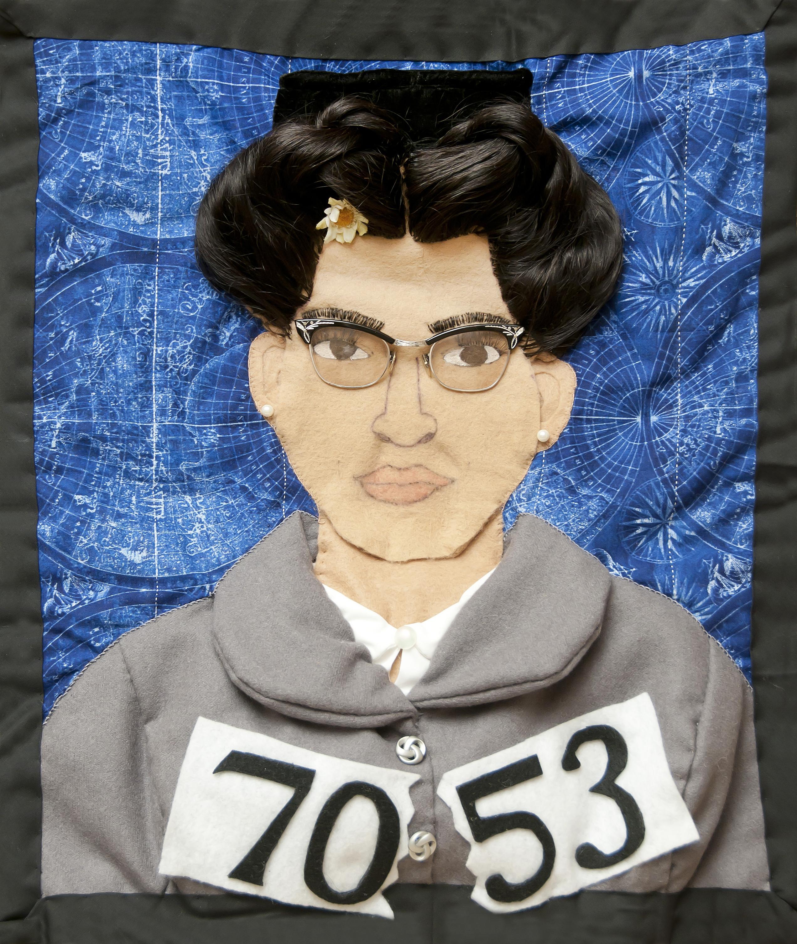 Rosa Parks 100
