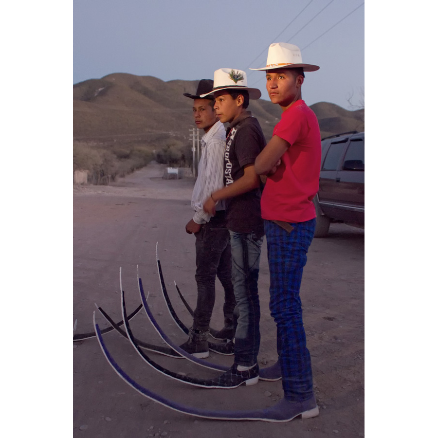 d10aeb1dd1 Mexican Pointy Boots and the Tribal Scene  Global Appropriations of ...