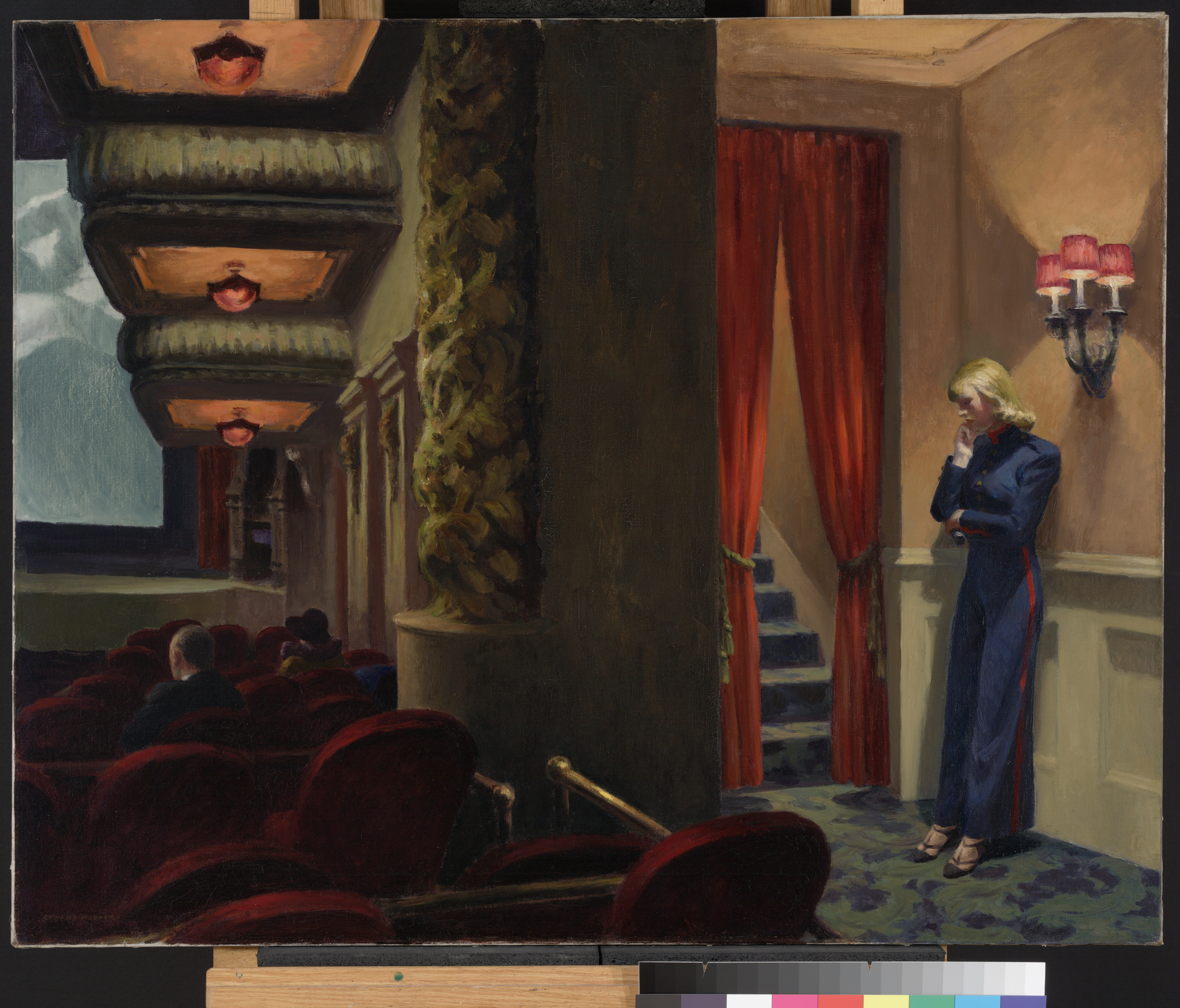Contemporary Art Edward Hopper va au ci...