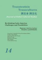 Couverture Transtext(e)sTranscultures 14 2019