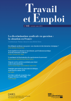 La discrimination syndicale en question : la situation en France