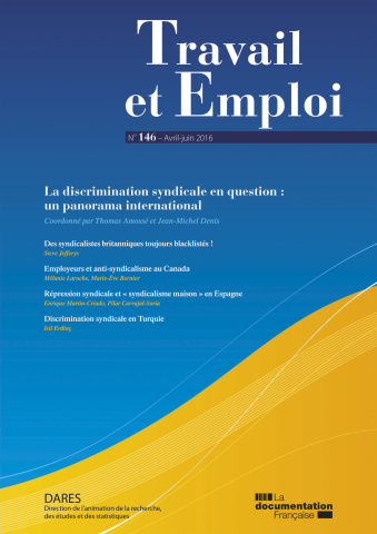 146: La discrimination syndicale en question : un panorama international