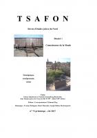 Couverture de Tsafon, n°73 | 2017