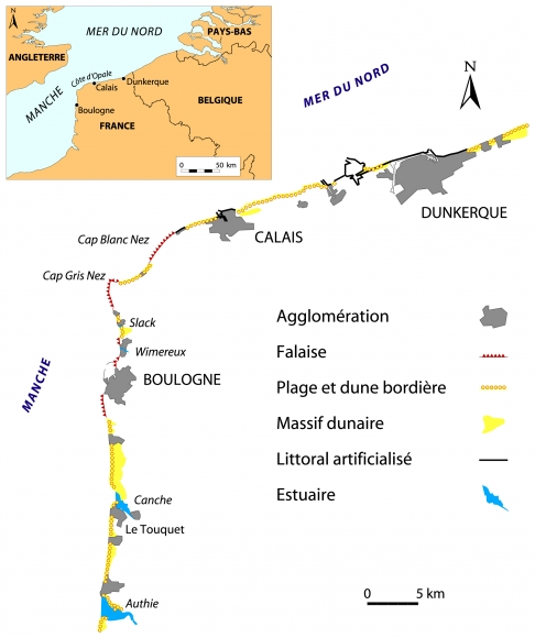 Les Risques Naturels Littoraux Dans Le Nord Pas De Calais