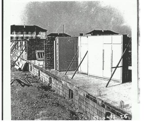 La construction des grands ensembles en france mergence for Amiante maison phenix