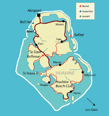 Tourist brownfields in French Polynesia - Revealing a ... on