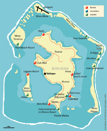 Tourist brownfields in French Polynesia - Revealing a destination ...