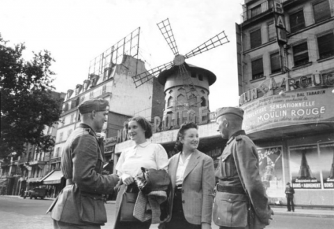 Tourism and Erotic Imaginaries in Wartime Paris: French and Germans