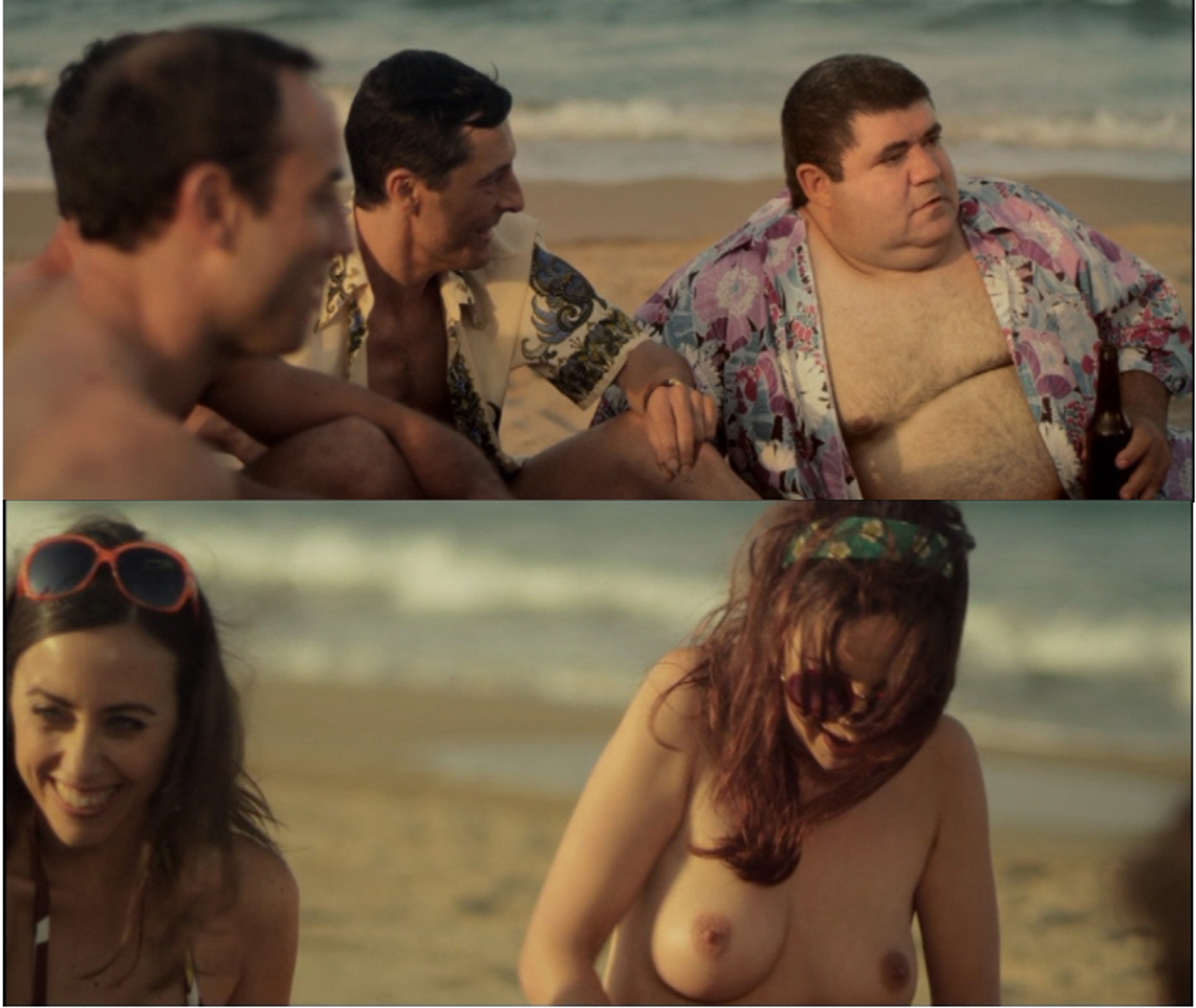 Anabel Alonso Topless how tourism imaginary has been updated in the new spanish