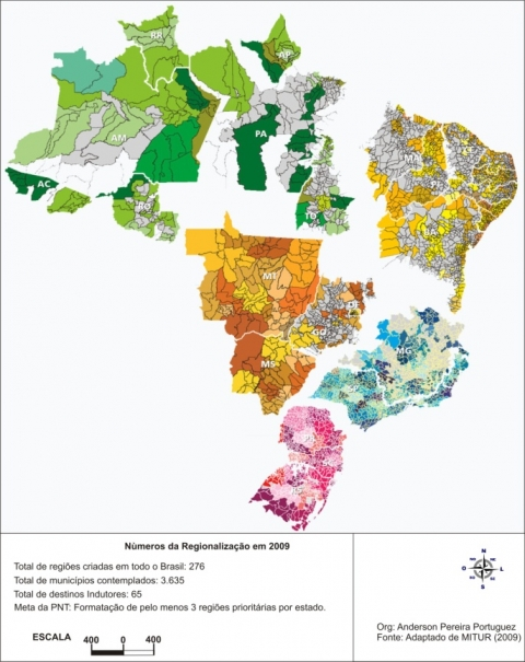 Countryside Middle Class Growth in Brazil and its Impacts on