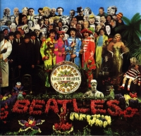 The Beatles, Sgt. Pepper's Lonely Hearts Club Band - cover