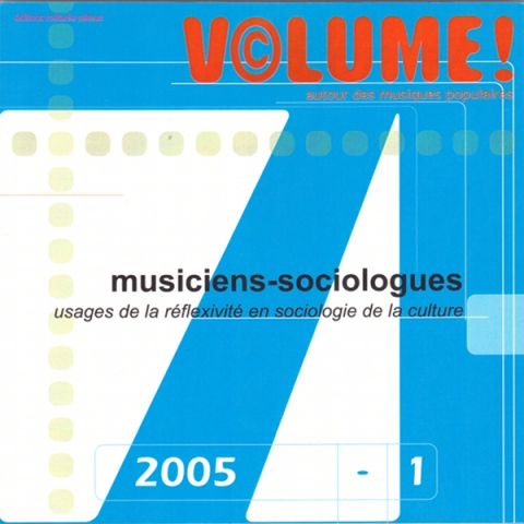 Volume ! n°4-1 - couverture