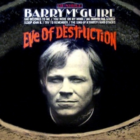 Barry McGuire - Eve of Destruction - cover