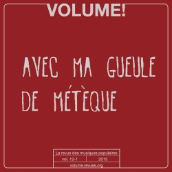 Couverture Volume ! n° 12-1