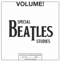 Special Beatles Studies - couverture n° 12-2